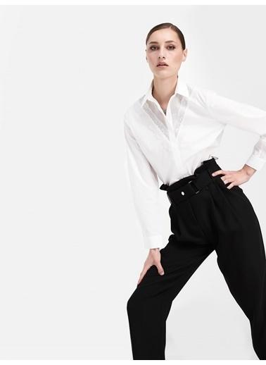 Ipekyol Gömlek Beyaz